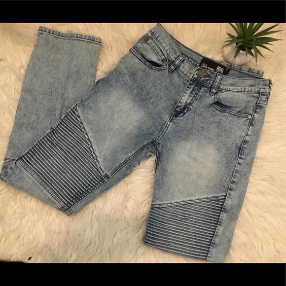 f23d5fc34 Boys RSQ Tokyo Super Skinny Moto Jeans. M_5b6771aed8a2c71276b4601f